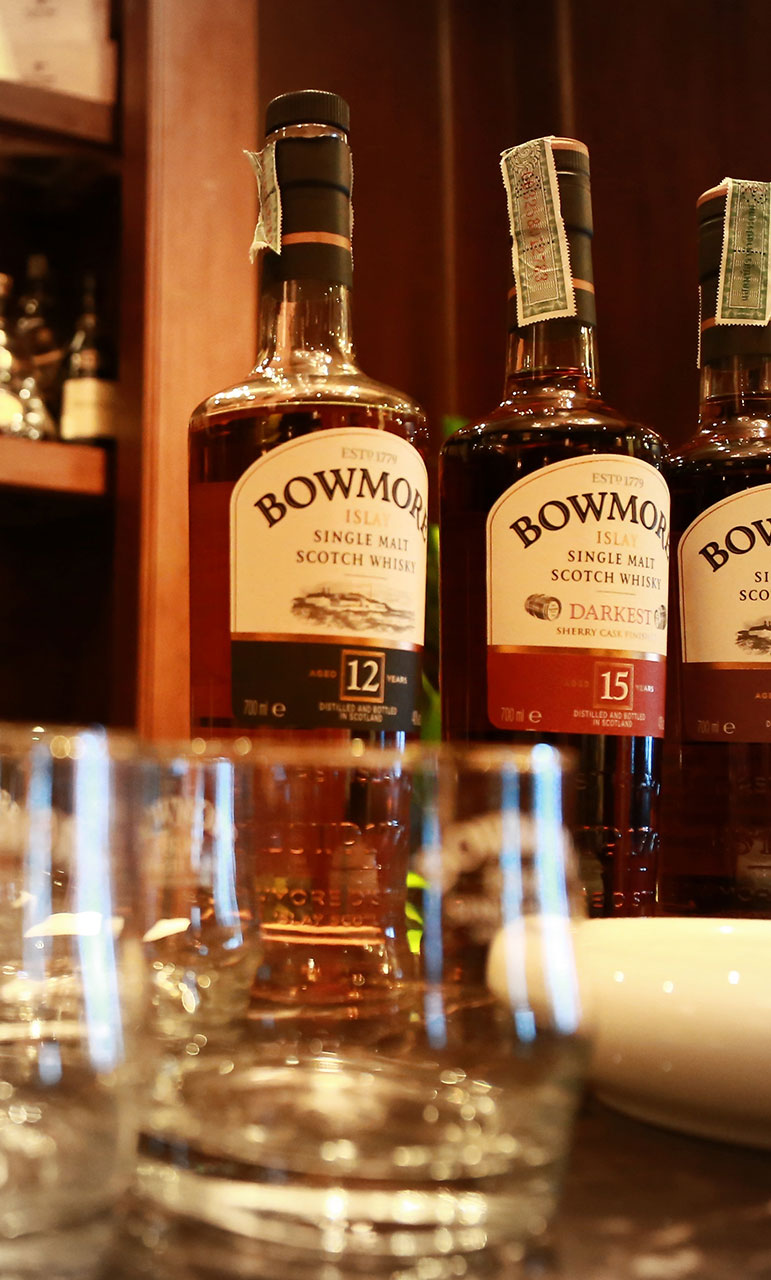 SPECIAL: Whisky Tasting